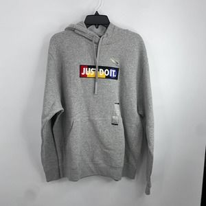 Nike Just Do It 365 Crew Neck Sweatshirt Size Large